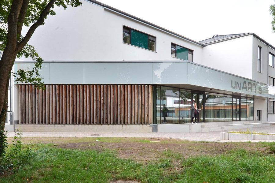 Neubau Lehr- und Verwaltungstrakt sowie Lehrrestaurant