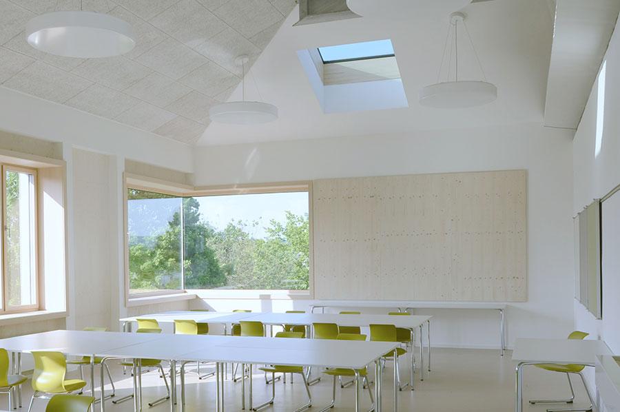 FFB_Detmold Lehr- und Verwaltungstrakt OG, Kunstraum