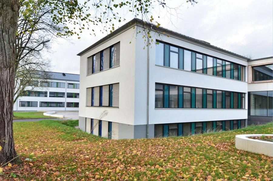 FFB-Detmold, Gebäude 2, Süd-Ost