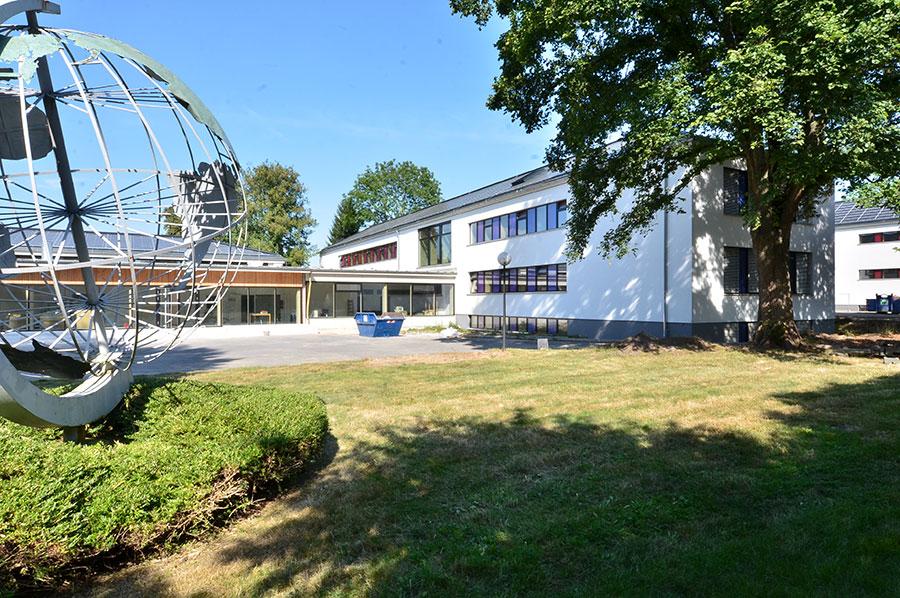 FFB-Detmold, Gebäude 2