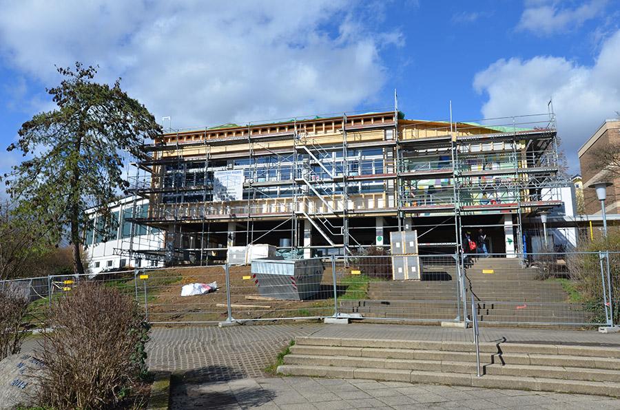 Energetische Sanierung und Innensanierung Wilhelm-Leuchner Schule in Gießen
