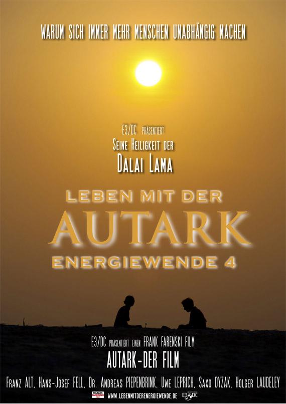 """Kinofilm """"Leben mit der Energiewende 4: Autark – Der Film"""""""