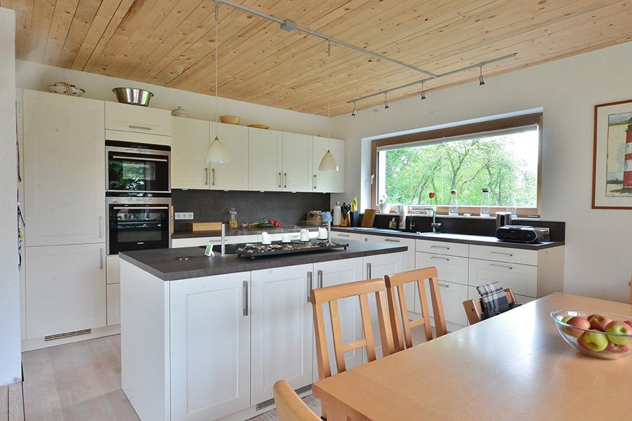 Neubau Plusenergie Wohnhaus in innovativer Holzbauweise