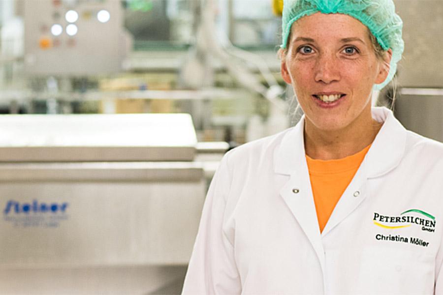 Produktionstätte für Biologische Feinkost der Petersilchen GmbH