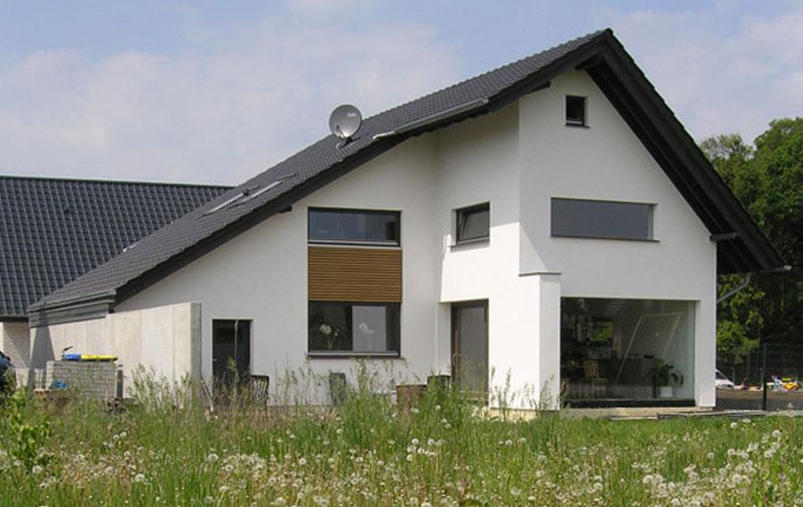 KFW-Energiesparhaus im Münsterland