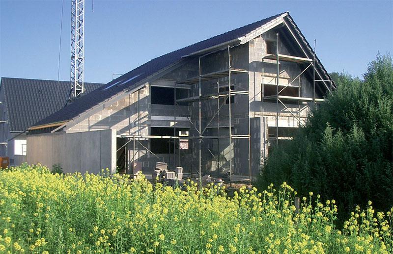 KFW-Energiesparhaus im Münsterland - Foto: Markus Tiggemann, © pape oder semke