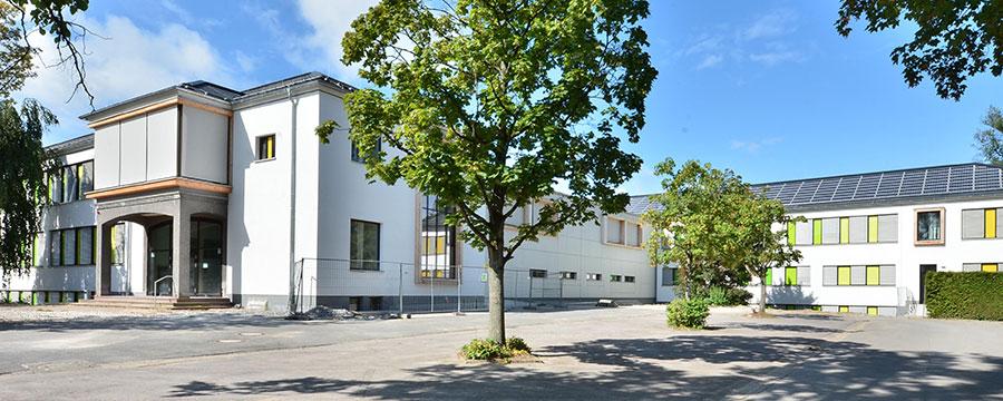 Sanierung des Dietrich-Bonhoeffer-Berufskolleg zur Plusenergieschule