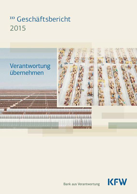 Geschäftsbericht 2015 der KfW-Bankengruppe,